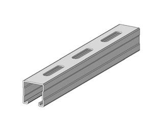 单面C型槽钢