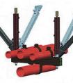 抗震支架狭小场所且管线集中部位的优势